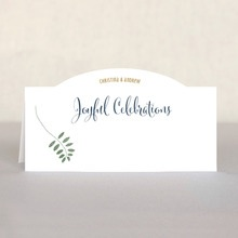 Bountiful Leaves place cards