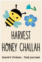 Bumble Bee tall rectangle labels