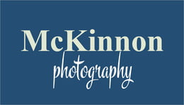 McKinnon Script business cards