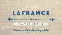 Lafrenz business cards