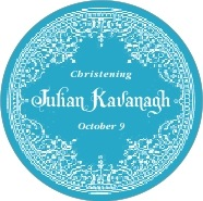 Casablanca large circle labels