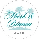 Coco Palms circle labels