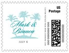 Coco Palms small postage stamps