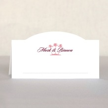 Coco Palms place cards
