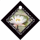 Cara small diamond hang tags