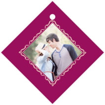 Cara diamond hang tags