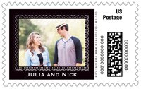 Cara large postage stamps