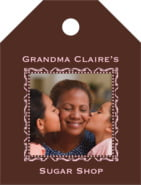 Cara small luggage tags