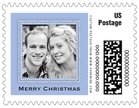 Cara Small Postage Stamp In Periwinkle