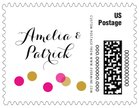 Champagne small postage stamps