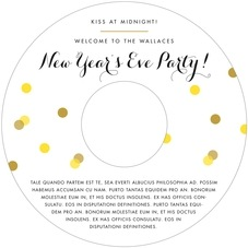 Champagne cd labels