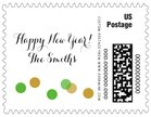 Champagne Small Postage Stamp In Grass
