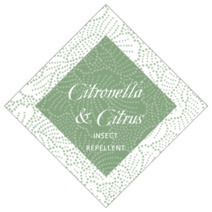 Cherry Blossom diamond labels