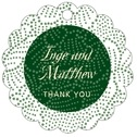 Cherry Blossom st. patrick's day tags