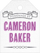 Casual Celebration small luggage tags