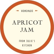 Classic Oldstyle large circle labels