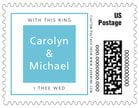 Cosmopolitan small postage stamps