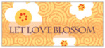 China Blossom small rectangle labels