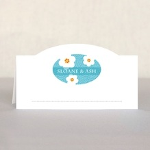 China Blossom place cards