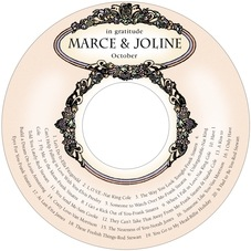 Cornucopia cd labels