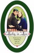 Cherish Hearts st. patrick's day beer labels