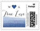 Color Wash small postage stamps