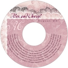 Chantilly cd labels