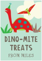 Dinosaur tall rectangle labels