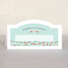 Divine Hearts place cards