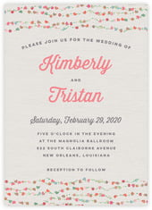 Divine Hearts invitations