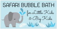 Baby Elephant rectangle labels