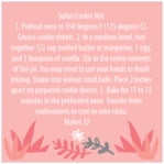 Baby Elephant square text labels