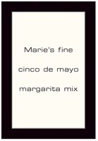 Fifth Avenue cinco de mayo labels