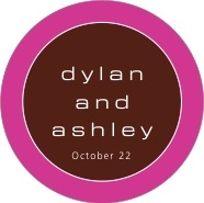 Fifth Avenue large circle labels