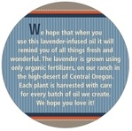 Five & Dime circle text labels
