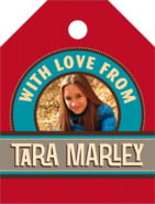 Five & Dime small luggage tags