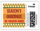 Fest small postage stamps
