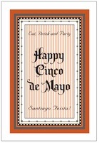 Folio cinco de mayo labels