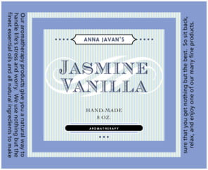 French Market large wide labels