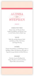 French Market menus