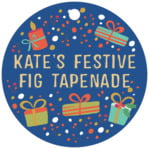 Festive Gifts holiday gift tags