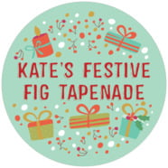 Festive Gifts large circle labels