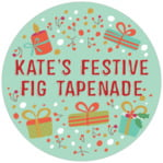 Festive Gifts circle labels