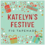 Festive Gifts square labels