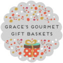 Festive Gifts scallop labels