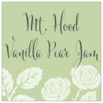 Floral Bliss square labels