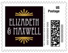 Gatsby small postage stamps