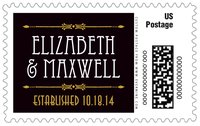 Gatsby large postage stamps