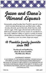 Gingham large text labels