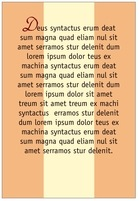 Gianni text labels